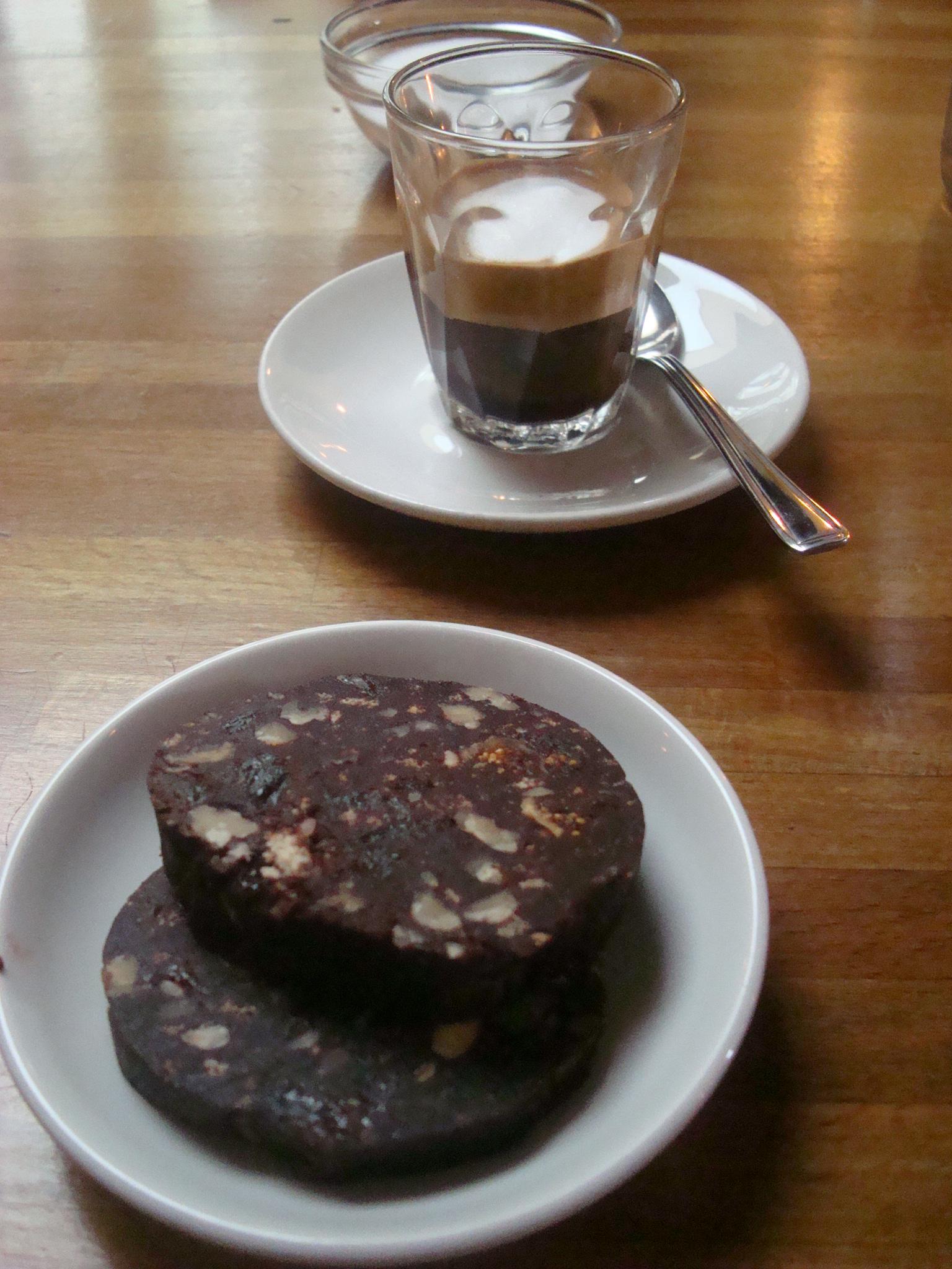 chocolate salami | Moel Faban Suppers