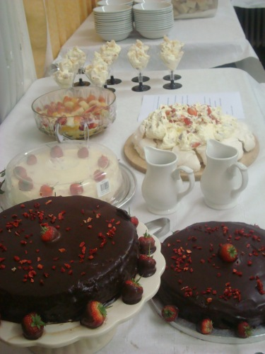 Private Catering (weddings And Events)