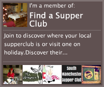 I'm a Member of: Find a Supper Club