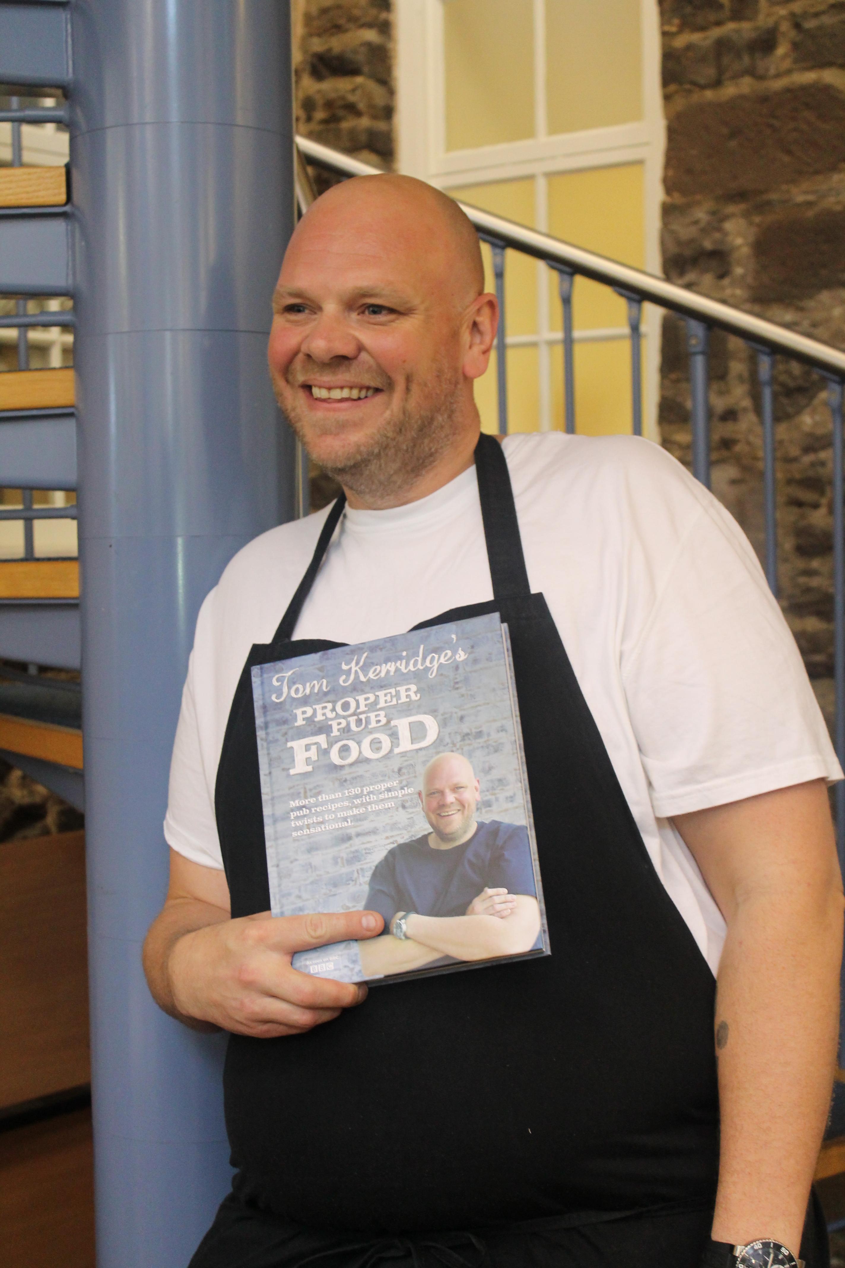 Tom Kerridge Proper Pub Food Book Tesco