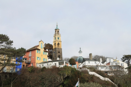 Portmeirion, Earth hour 002