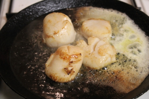 scallop risotto recipe 006